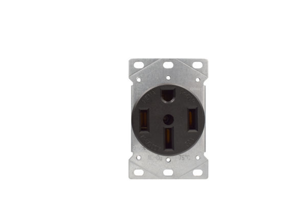 Electric Range Outlet Cover