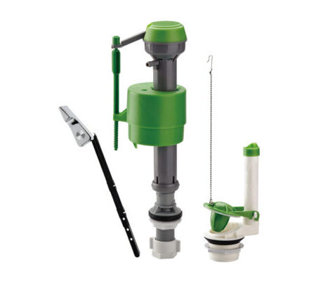Adjustable Fill Valve Combo Kit