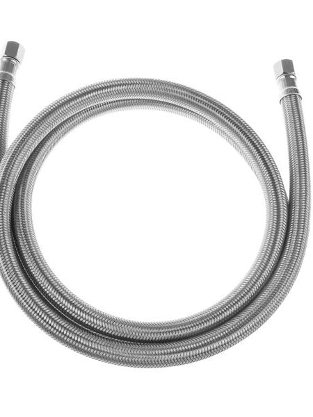 "Ice maker supply line 1/4 x 60"" S.S. ICE MAKER SUPPLY LINE"