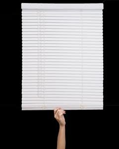 Cordless 2' Fauxwood Blinds