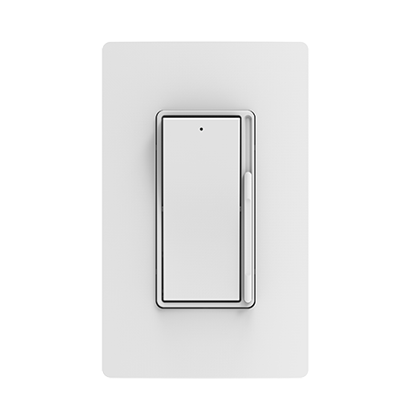 Rocker Switch Slide Dimmer